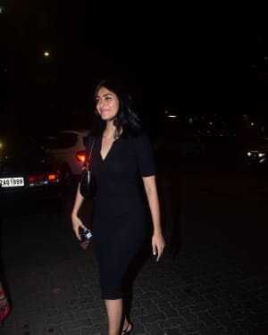 Mrunal Thakur - Photos: Celebs Spotted At Bandra | Picture 1778789