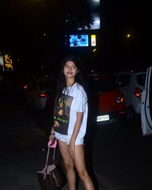 Anjini Dhawan - Photos: Celebs Spotted At Bandra | Picture 1778773