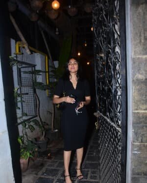 Mrunal Thakur - Photos: Celebs Spotted At Bandra | Picture 1778791