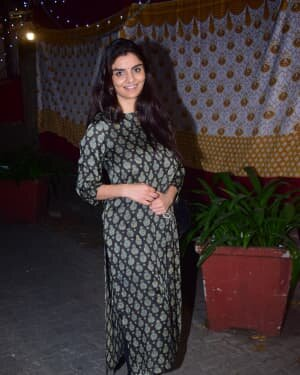 Anveshi Jain - Photos: Celebs Spotted At Bandra | Picture 1778802