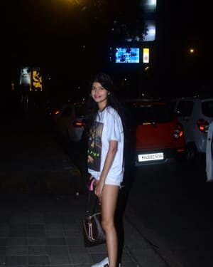 Anjini Dhawan - Photos: Celebs Spotted At Bandra | Picture 1778771