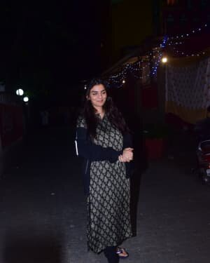 Anveshi Jain - Photos: Celebs Spotted At Bandra | Picture 1778797