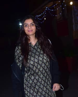 Anveshi Jain - Photos: Celebs Spotted At Bandra | Picture 1778799