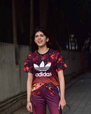 Sanjana Sanghi - Photos: Celebs Spotted At Dance Class In Andheri | Picture 1778666