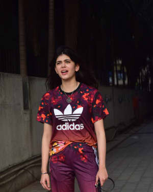 Sanjana Sanghi - Photos: Celebs Spotted At Dance Class In Andheri | Picture 1778667