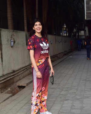 Sanjana Sanghi - Photos: Celebs Spotted At Dance Class In Andheri | Picture 1778669