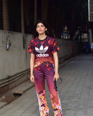 Sanjana Sanghi - Photos: Celebs Spotted At Dance Class In Andheri | Picture 1778665