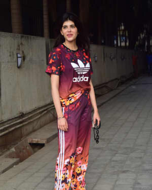 Sanjana Sanghi - Photos: Celebs Spotted At Dance Class In Andheri