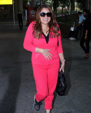 Mahima Chaudhry - Photos: Celebs Spotted At Dance Class In Andheri | Picture 1778677