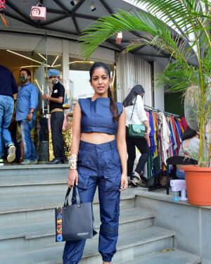 Ishita Dutta - Photos: Celebs Spotted At Juhu | Picture 1778692