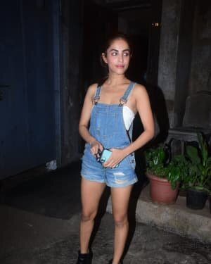 Priya Banerjee - Photos: Celebs Spotted At Pali Village | Picture 1778775
