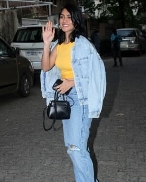 Mrunal Thakur - Photos: Celebs Spotted Sunny Sound In Juhu | Picture 1778748
