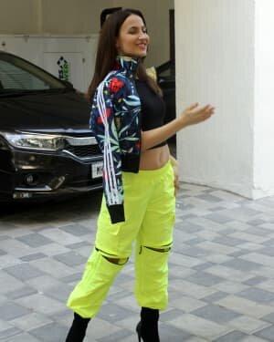 Photos: Elli Avram Promotes 'Har Funn Maula' At T-Series | Picture 1778742