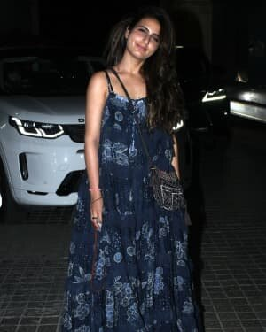 Fatima Sana Shaikh - Photos: Screening Of Film Roohi At Pvr Juhu   Picture 1778684