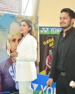Photos: Trailer Launch Of Film 'SAINA' | Picture 1778646