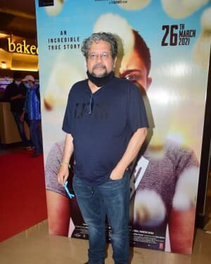 Amole Gupte - Photos: Trailer Launch Of Film 'SAINA' | Picture 1778640