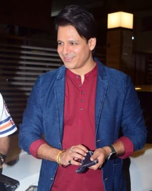 Vivek Oberoi - Photo: Bunty Sachdeva House Party At Bandra