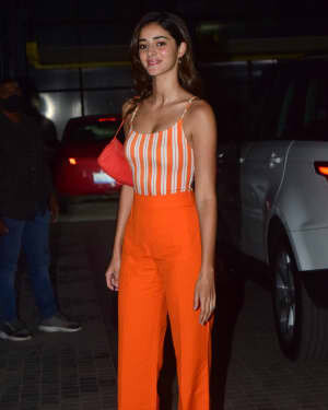 Ananya Panday - Photo: Bunty Sachdeva House Party At Bandra