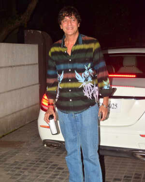 Chunky Pandey - Photo: Bunty Sachdeva House Party At Bandra | Picture 1780169