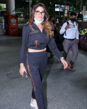 Nikki Tamboli - Photos: Celebs Spotted At Airport   Picture 1780151