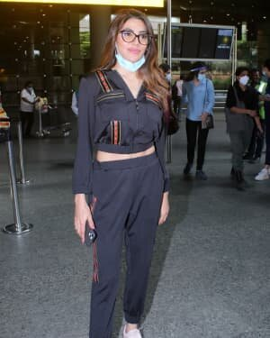 Nikki Tamboli - Photos: Celebs Spotted At Airport   Picture 1780148