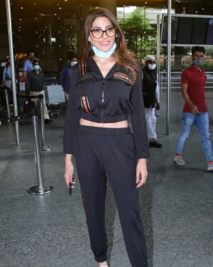 Nikki Tamboli - Photos: Celebs Spotted At Airport   Picture 1780149