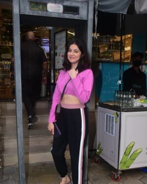 Divya Khosla - Photos: Celebs Spotted At Foodhall In Bandra | Picture 1780191
