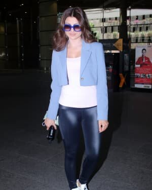Urvashi Rautela - Photos: Celebs Spotted At Airport | Picture 1780220