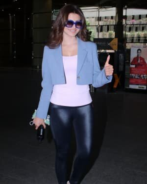 Urvashi Rautela - Photos: Celebs Spotted At Airport | Picture 1780221