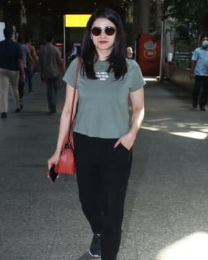 Prachi Desai - Photos: Celebs Spotted At Airport | Picture 1780209