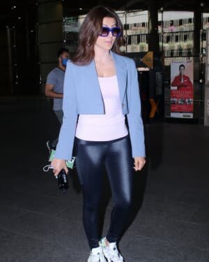 Urvashi Rautela - Photos: Celebs Spotted At Airport | Picture 1780219