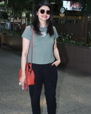 Prachi Desai - Photos: Celebs Spotted At Airport | Picture 1780207