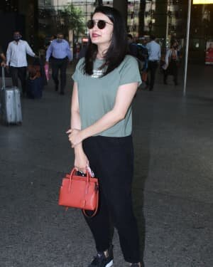 Prachi Desai - Photos: Celebs Spotted At Airport | Picture 1780203