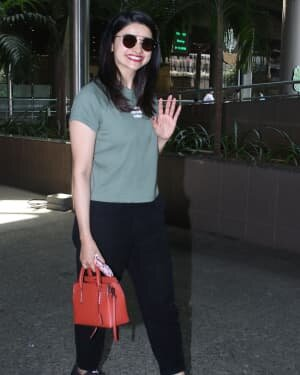 Prachi Desai - Photos: Celebs Spotted At Airport | Picture 1780206