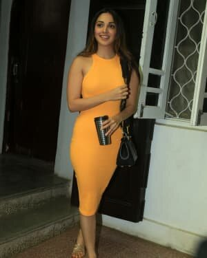 Kiara Advani - Photos: Celebs Spotted At Krom Studio