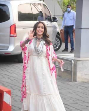 Nushrat Bharucha - Photos: Celebs Spotted At Kalina Airport | Picture 1780678