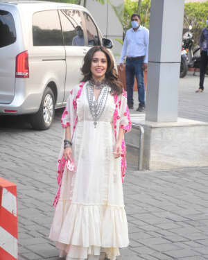 Nushrat Bharucha - Photos: Celebs Spotted At Kalina Airport | Picture 1780679