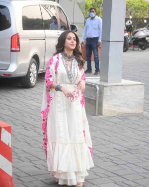 Nushrat Bharucha - Photos: Celebs Spotted At Kalina Airport | Picture 1780676