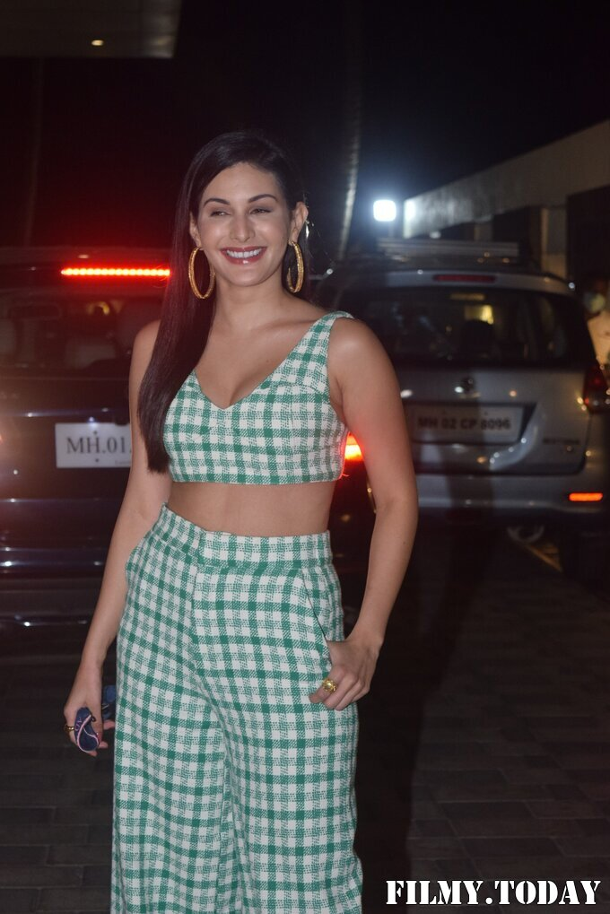 Amyra Dastur - Photos: Celebs Spotted At T-Series Office | Picture 1780562