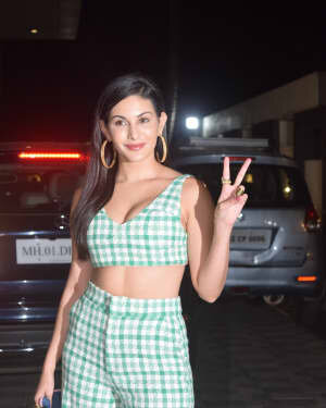 Amyra Dastur - Photos: Celebs Spotted At T-Series Office | Picture 1780566