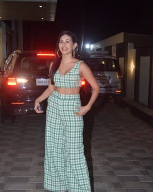 Amyra Dastur - Photos: Celebs Spotted At T-Series Office | Picture 1780560