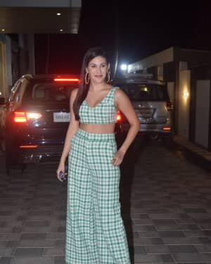 Amyra Dastur - Photos: Celebs Spotted At T-Series