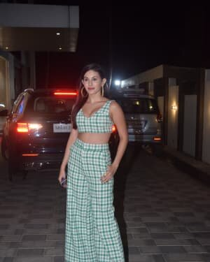 Amyra Dastur - Photos: Celebs Spotted At T-Series Office | Picture 1780555