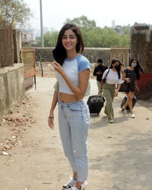 Ananya Panday - Photos: Celebs Spotted At Versova | Picture 1780687