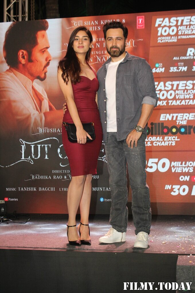 Photos: Celebrating The Success Of Single 'Lut Gaye ' | Picture 1780951