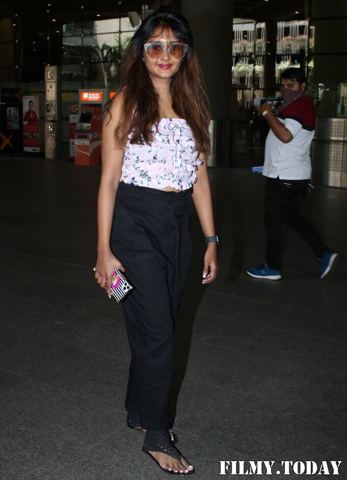 Kanchi Singh - Photos: Celebs Spotted At Airport   Picture 1780933