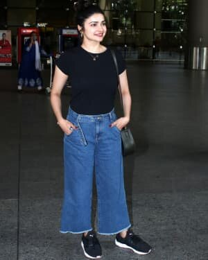 Prachi Desai - Photos: Celebs Spotted At Airport | Picture 1780937