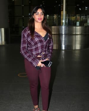 Arshi Khan - Photos: Celebs Spotted At Airport | Picture 1780973
