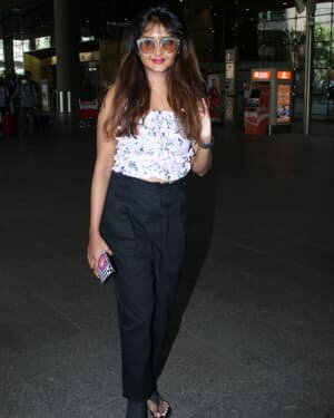 Kanchi Singh - Photos: Celebs Spotted At Airport   Picture 1780935