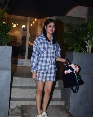 Kritika Kamra - Photos: Celebs Spotted At Bandra